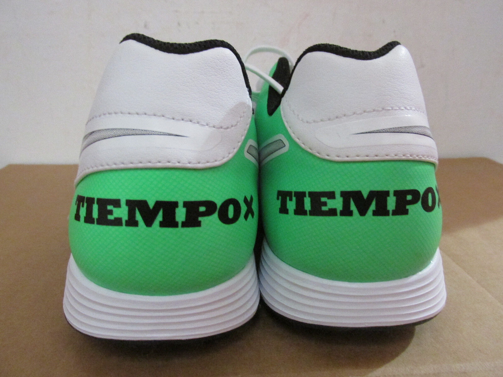 Nike TiempoX Genio II Leather TF Trainers 819216 103 football boots SAMPLE