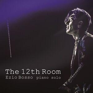 EZIO-BOSSO-THE-12th-ROOM-piano-solo-2CD-NUOVO-SIGILLATO