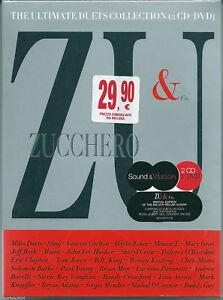 Zucchero-amp-CO-2005-Cofanetto-2CD-1-DVD-Special-Edition-NUOVO-SIGILLATO-ORIGI