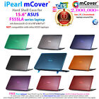 """NEW iPearl mCover® Hard Case for 15.6"""" ASUS F555LA series Windows laptop"""