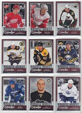 Mike Brown Vancouver Canucks 2008-09 O-Pee-Chee Rookie #502