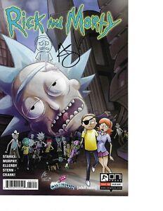 Rick-And-Morty-52-Galaxycon-Variante-Firmado-Dibujo-Greg-Kirkpatrick-1st