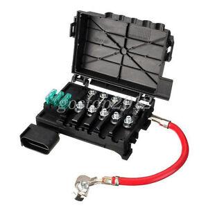 s l300 3 pin beetle battery terminal fuse box black for vw jetta bora golf