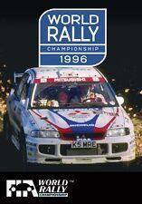 World Rally Championship - Review 1996 (New DVD) FIA WRC Sainz Makinen McRae