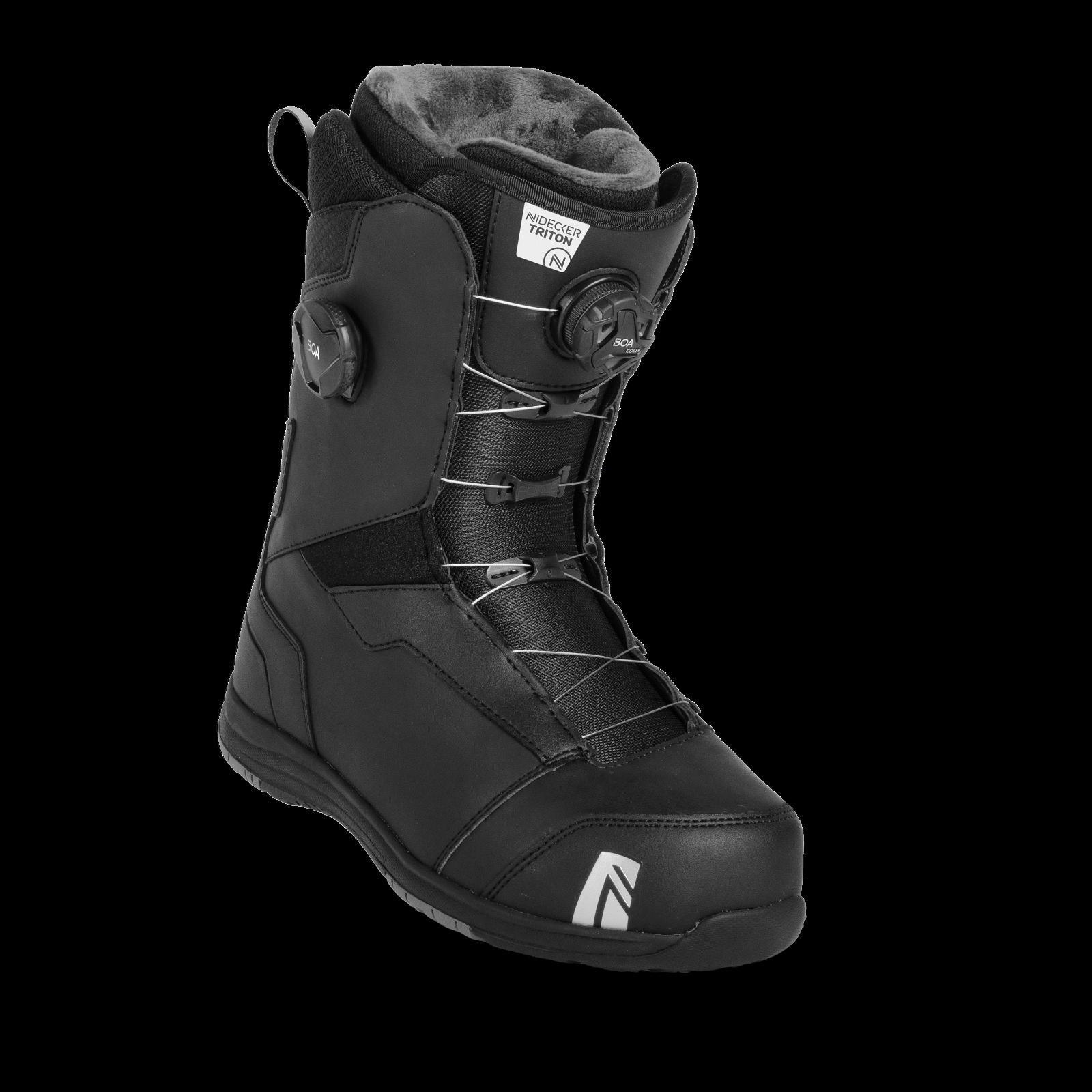 Stiefel Snowboard Stiefel Nidecker Triton Boa Focus 2019