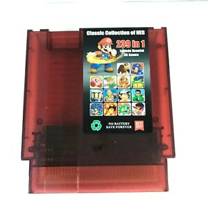 239-in-1-Nintendo-NES-Cartridge-Multicart-US-SELLER-Classic-NES-Collection-games
