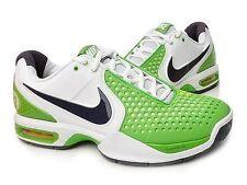 Nike Air Max Court Ballistec 3.3 White Green Tennis Shoes 429985-100 Men's 11