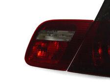 DEPO 1999-2003 BMW E46 2D COUPE RED SMOKE/SMOKED LED REAR TAIL LIGHT M3