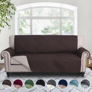 Reversible Pet Protector Furniture Sofa
