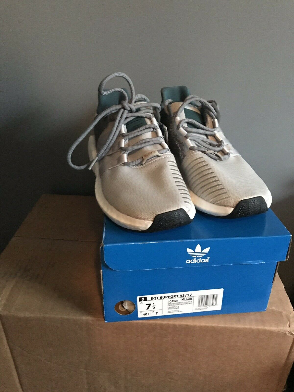 Adidas EQT Ultra Boost support 93 17 Welding Pack
