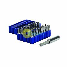 33 PIÈCES sécurité Magnétique Kit D'embouts Tournevis Support Torx Hexagonal