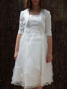 Robe de ceremonie fille ebay