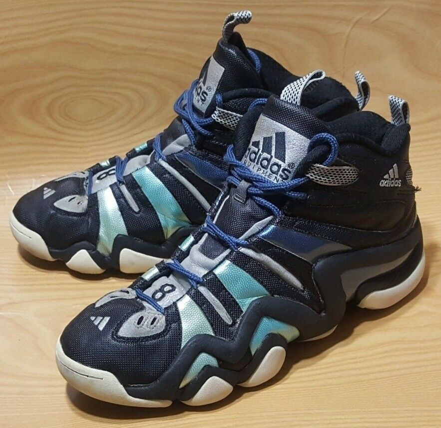 Vintage - adidas equipment 11 basketball hohe turnschuhe an 11 equipment mens schuhe 4bb3f0
