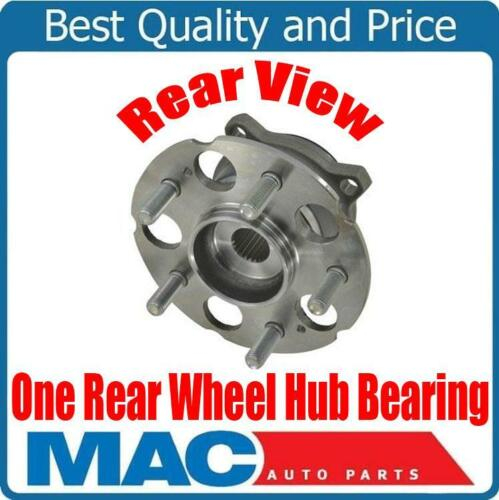 New One Rear All Wheel Drive Wheel Hub Bearing Assembly for Honda CR-V 2012-2016