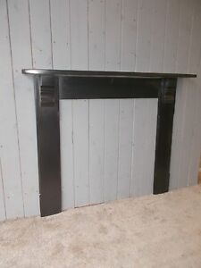 Slate Fire Place Surround Mantle Hearth Mantle Piece Ebay