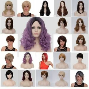 Trendy-Natural-Hairstyle-130-Density-Fashion-Wig-Synthetic-Hair-Cosplay-Wigs