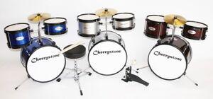 Kinderschlagze<wbr/>ug Junior Drum von Cherrystone in 4 Farben, ab 3 Jahre