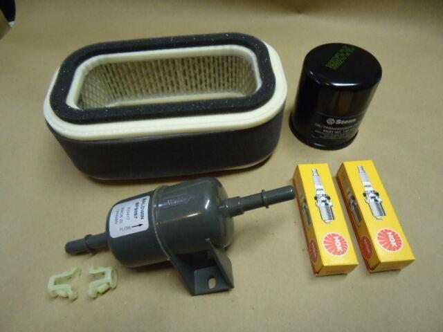 Nuevo Kit De Mantenimiento Servicio Filtro Tune Up John Deere 445 MIU11376 AM117584