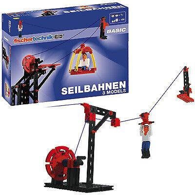 Fischertechnik Fischertechnik Basic Basic Basic insTailletions à câbles 24671b