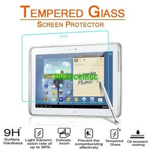 Temper-Tempered-Glass-Screen-Protector-For-Samsung-Galaxy-Note-10-1-N8000-N8010