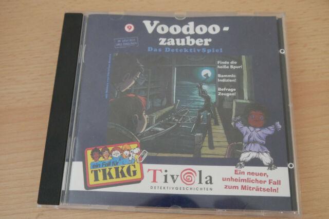 TKKG 9: Voodoozauber TOP!