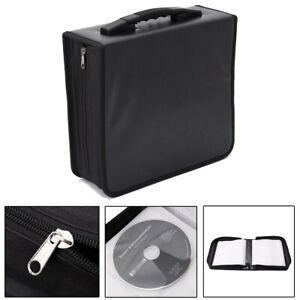 350-Disc-Portable-CD-DVD-Bluray-Wallet-Storage-Holder-Bag-Case-Binder-Organizer