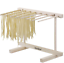 miniatuur 4 - Manual-Pasta-Machine-amp-Drying-Rack-Adjustable-For-Thickness-Roller-Attachment