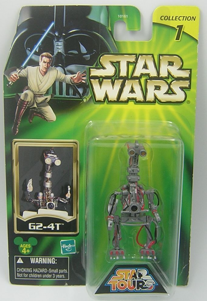 Star - wars - star tours exclusive g2-4t