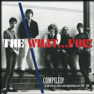 THE-WHAT-FOR-Compiled-vinyl-10-034-garage-punk-Outsiders-Pretty-Things-AC-DC