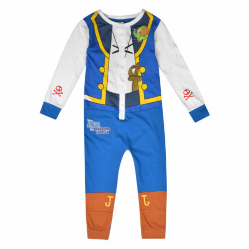 Boys fancy dress costume Jake and the Neverland Pirates all in one jumpsuit