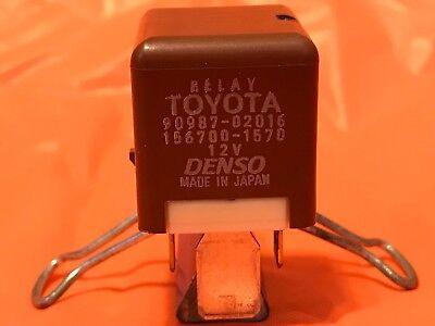TOYOTA LEXUS ORIGINAL SKID CONTROL ABS TRAC SOLENOID MOTOR RELAY OEM 88263-32070