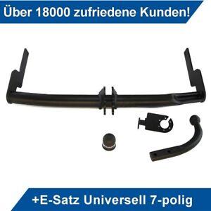 Peugeot-206-3-5-Tuer-Fliessheck-98-03-Anhaengerkupplung-starr-ES-7p-uni-Kpl-AHK