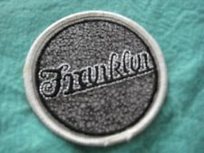 "Vintage Franklin Auto Syracuse NY 1901-1934 Patch 3"" X 3"""
