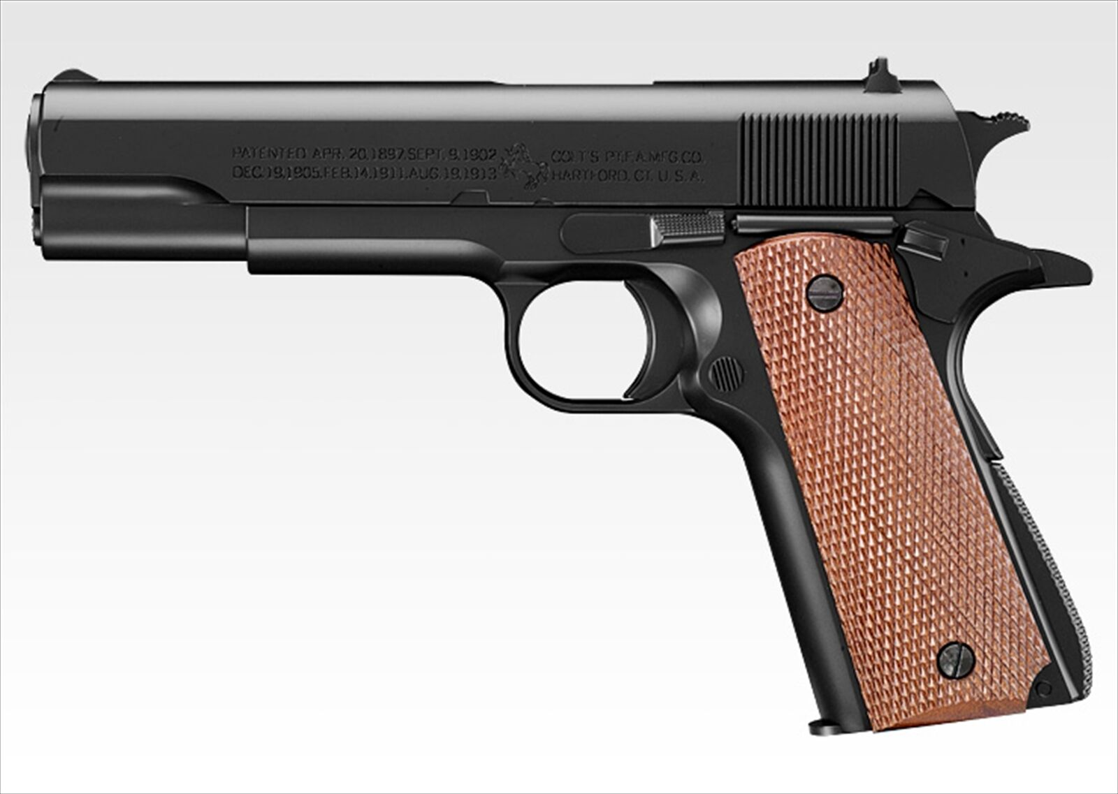 Colt M1911A1 Government Air Hop Hand Gun Tokyo Marui Japan for 18 years over F S