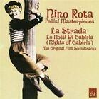 Nino ROTA - Fellini Masterpieces La Strada / Nights Cabiria CD