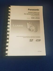 Download Panasonic Lumix Tz20 Instruction Manual