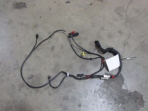 Details about Ferrari F355, LH Left Door Wiring Harness, Used, P/N on