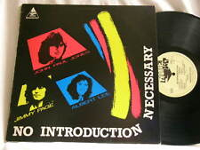 JIMMY PAGE ALBERT LEE No Introduction Necessary John Paul Jones Nicky Hopkins LP
