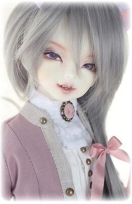 animal body bjd 1//4 doll Alberta face make up and eyes