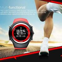 Ezon Gps Sports Wristwatch Running Swim Cycle Watch Pedometer Waterproof Q0v7