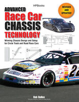 Advanced Race Car Chassis Tech - Circle Track-road Race