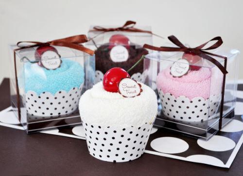 24 Serviette Cupcake Personnalisé Mariage   Shower Favors