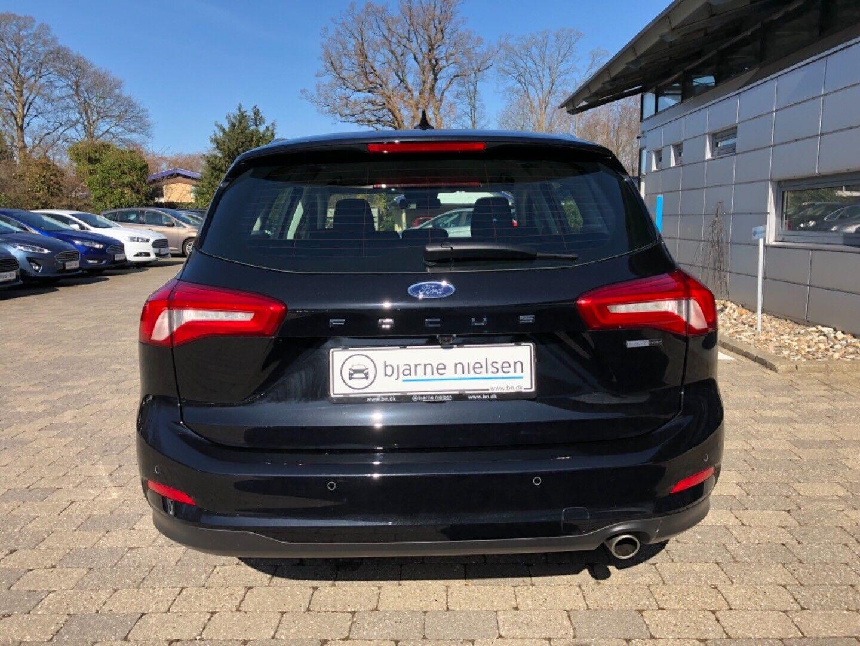 Ford Focus 1,0 EcoBoost mHEV Titanium stc. - billede 4