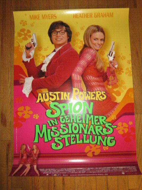 Austin Powers Deutsch