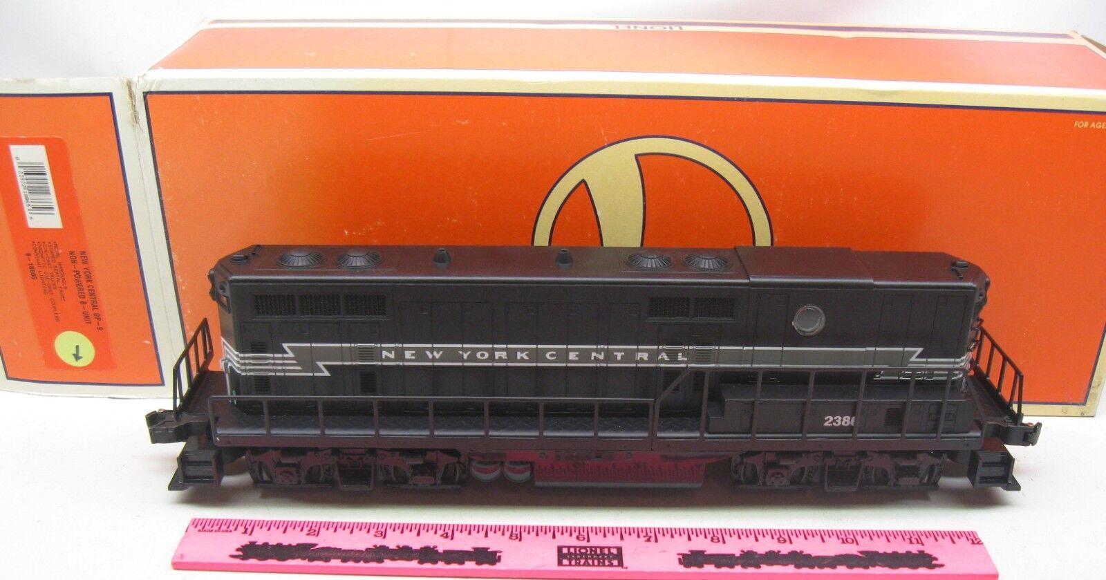 Lionel  6-18865 New York Central GP-9 non-powered b-unit