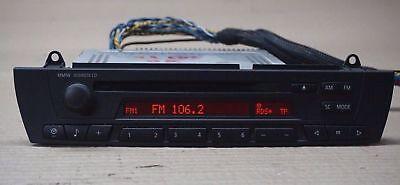 BMW X3 Z4 Series E83 E85 E86 Radio Business CD Player 65126976888 6976888