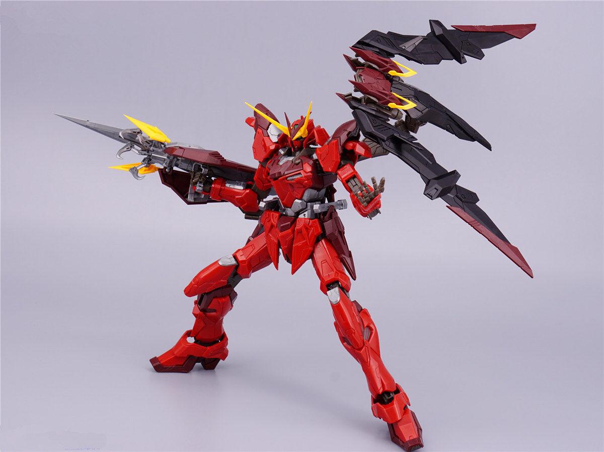 drake Momoko modellllerl MG 1 100 RGX --00 Testamäntets Gundam
