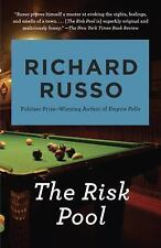 Vintage Contemporaries: The Risk Pool by Richard Russo (1994, Paperback)
