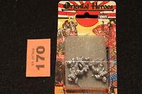 Citadel Oh5 Ninjas 3 Metal Figures Bnib Sealed Games Workshop Warhammer