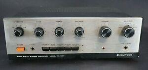 Vintage-Kenwood-Solid-State-Stereo-Amplifier-Model-KA-4002